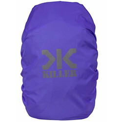 Killer Mini Rain & Dust Cover with Pouch Purple for Small 12 Litre Backpacks