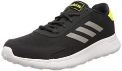 Adidas Men's Elate M Running Shoe (EW2450_CARBON/DOVGRY/LABLIM_10 UK)