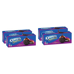 Cadbury Oreo Dipped Cookie, 150g (Pack of 4)