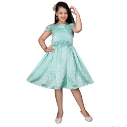 Ajio : High Flame Girl's Dresses & Frocks Upto 90% Off