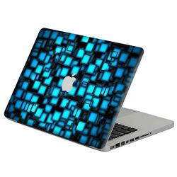Gadgets wrap Blue Plaid Laptop Decal Sticker Skin for MacBook air pro Retina 11  13  15  Vinyl mac case Body Full Cover Skin