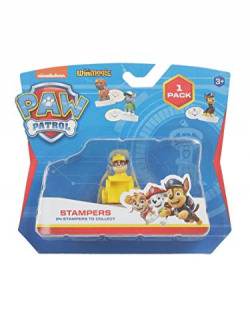 Paw Patrol Stampers Blister (S1) Rubble with Bulldozer for Kids 3+ and Above