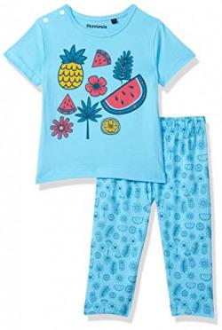 Hoppipola Baby Girls pyjama_set