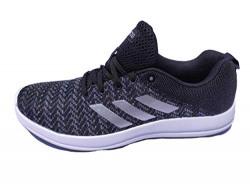 Adidas Men JOCULAR M CBLACK/SILVMT/GRESIX Running Shoes-7 UK/India (40 EU) (CL7622_7)