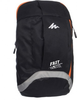 Fast Traveler Small 10 L lightweight Collage Office Travel Backpack 10 L Backpack(Orange)