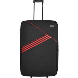 SAFARI ANGLE 56 2W� Expandable Expandable  Cabin Luggage - 22 inch