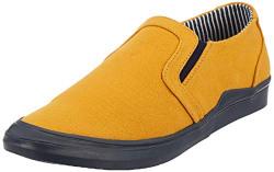 Amazon Brand - Symbol Men's Mustard Sneakers - 9 UK (43 EU) (10 US) (AZ-SY-414)