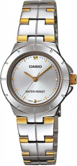 CASIO A907 Enticer Lady's ( LTP-1242SG-7CDF ) Analog Watch  - For Women