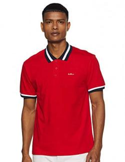KILLER Men's Relaxed T-Shirt (KJ-PL-A315_RED L)