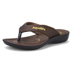 Aqualite Girl's PPL01701J Black Floaters-UK 8 (26 EU) (PPL01701JBKBR08)