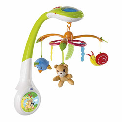 Chicco Toy Magic Forest Cot Mobile Projection
