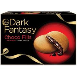 Sunfeast Dark Fantasy Choco Fills Cream Filled(300 g)