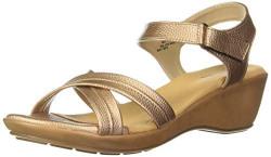 BATA Women Utsav 9-Comf-Aw19 Beige Fashion Sandals-3 (6618323)