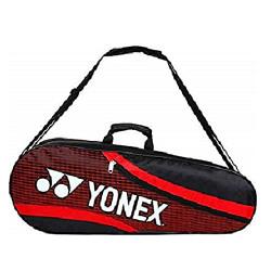 Yonex Bag 1835 Badminton Kit Bag (Black/Red)