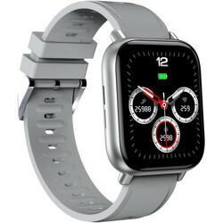 Molife Sense 500 Smartwatch(Silver Strap, Freesize)