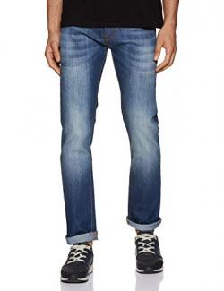Pepe Jeans Men's Slim Fit Jeans (PM204291M662_M66_36)
