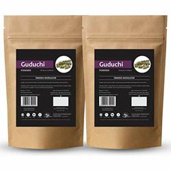 Herb Essential Pure Guduchi/Giloy Powder for Immunity - 50 g (Pack of 2)