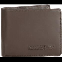 KILLER Men Brown Artificial Leather Wallet(3 Card Slots)