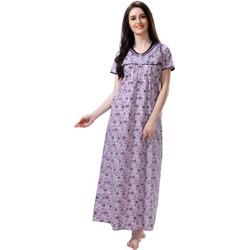 AV2 Women Nighty(Purple)