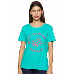 ONLY Women's Regular fit T-Shirt (200106301_Arcadia X-Small)