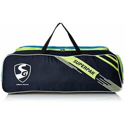 SG PU Superpak Cricket Kitbag (Multicolour)
