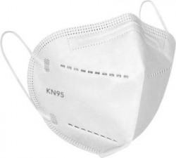 FEEL ME N95 Reusable Mask(White, Free Size, Pack of 50)