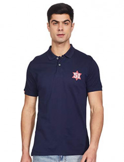 Fruit of the Loom Men's Solid Regular fit Polo (MPT02-A1S4-PCOAT-M)