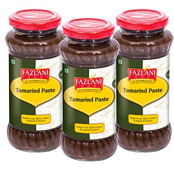 FAZLANI FOODS Ready to Use Tamarind Paste -Pack of 3, 300gm Each