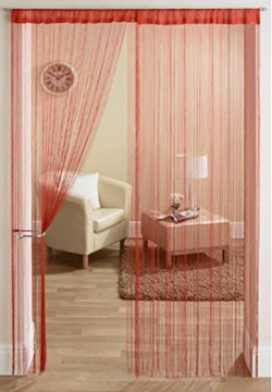 RAMCHA RED String Curtain (2)