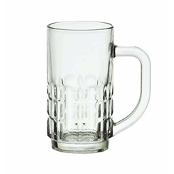 Yera Fructose Beer, Juice Mugs - BM10PD - (6 Pieces) 290 ml