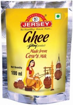 Godrej Jersey Ghee 100 ml Pouch