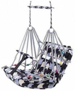 SHIVAAY TRADING COMPANY Cotton Small Swing(Multicolor, Knock Down)