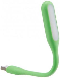 Portable Flexible USB LED Light Lamp, Multicolour, Small (USB-LED-LAMP)(Pack of 1)