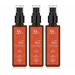 Herb Essential Face Wash Oil 100 Ml (Pack Of 3)
