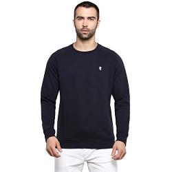 Marks & Spencer Men's Jumper (T30/7029I_Bright Blue_XXL)