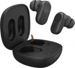 Nokia T3110 Hybrid Active Noise Cancellation Bluetooth Headset(Black, True Wireless)