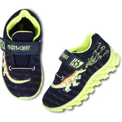 Miss&Chief Velcro Running Shoes Min 60% Off