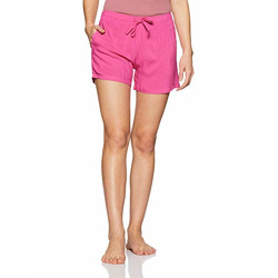 Femmora Women's Shorts (2031_Crimson_S)