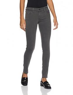 Levi's Women's Skinny Fit Jeans (21306-0250_Grey_32)
