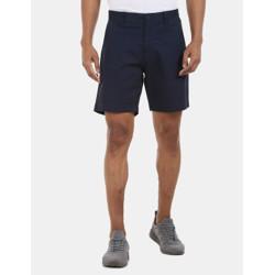 AEROPOSTALE Solid Men Blue Regular Shorts