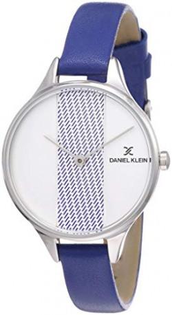 Daniel Klein Analog Silver Dial Women's Watch-DK12050-4