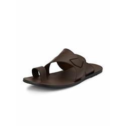 HiREL'S Men's Brown Shoes-8 UK/India (42 EU) (hirel1912)