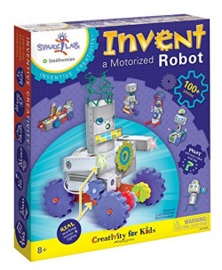 Faber-Castell Invent a Motorized Robot