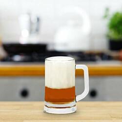 Yera Bar & Banquet Beer Mugs, 360 ml, 6 Piece