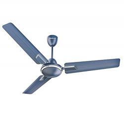 (Renewed) Havells Andria 1200mm Dust Resistant Ceiling Fan (Indigo Blue)