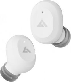Boult Audio AirBass Combuds Bluetooth Headset(White, True Wireless)