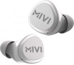 Mivi DuoPods M20 True Wireless Bluetooth Headset(White, True Wireless)