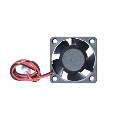 MAA-KU DC4020 Small Axial Case Cooling Fan. SIZE(4x4x2cm), SUPPLY VOLTAGE : 12VDC