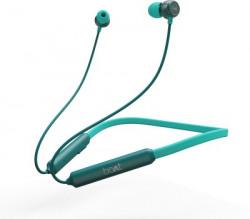 boAt Rockerz 195 Bluetooth Headset(Blue Bliss, In the Ear)