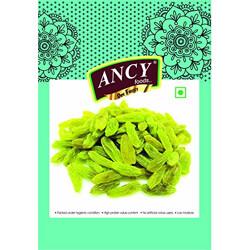 Ancy Indian Green Raisins (kishmish) (500grams)